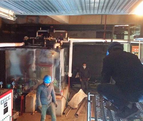 集宁恒大电热水锅炉