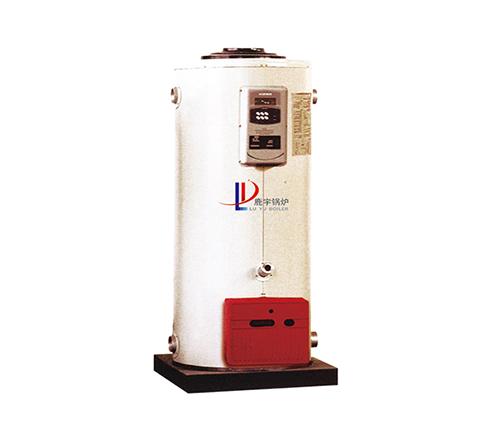 KSL立式燃气(油)开水锅炉