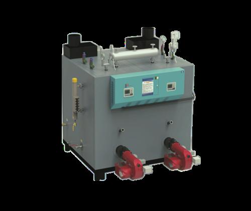 燃气双体式蒸汽发生器