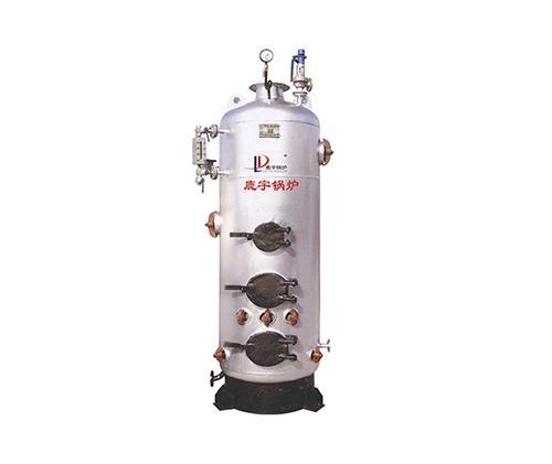 LSG立式燃煤蒸汽锅炉