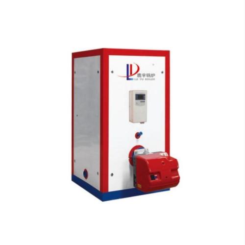 立式常压燃气(油)热水锅炉
